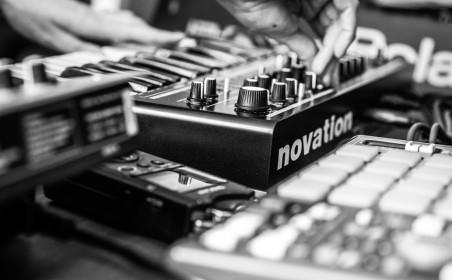 Novation presents Ninja Tune/Bleep Exhibition, plus Beat This live