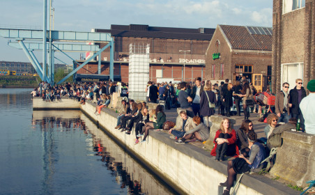 ADE Venues: Amsterdam Roest, a rough-edged city oasis