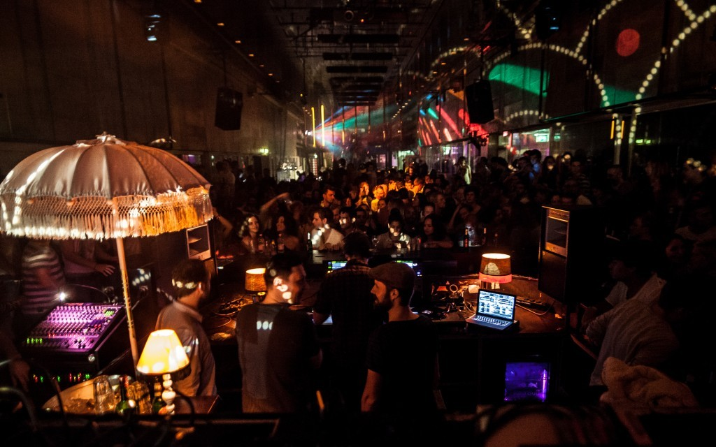 Trouw Completes line-up ADE