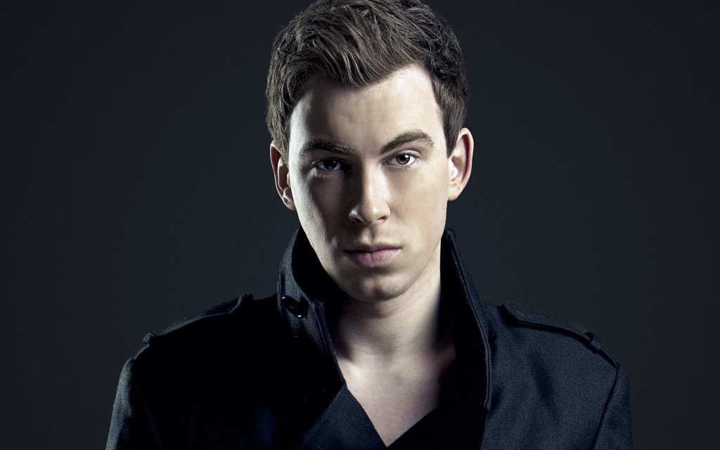Hardwell voted the new No.1 DJ by DJMag
