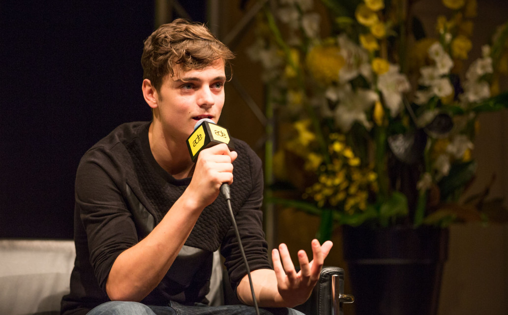 Martin Garrix to appear at ADE Dance & Brands