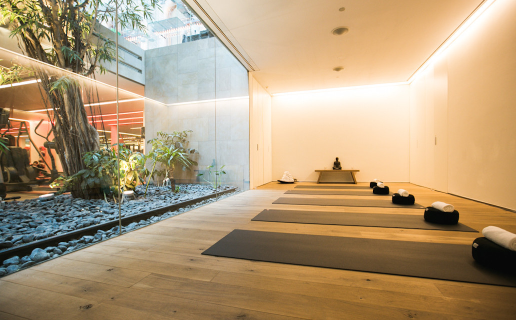 Recharge at the Conservatorium Relaxation Room