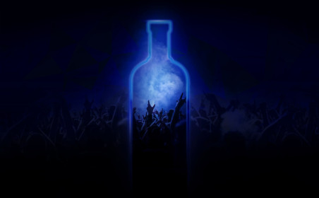 Absolut introduce FACET - a new audio-visual club