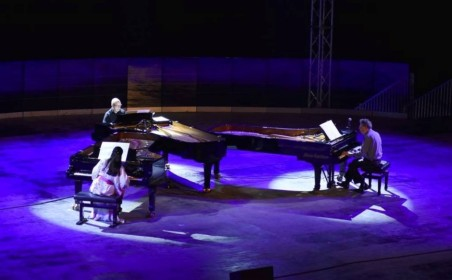 Philip Glass returns to ADE with Music For Piano