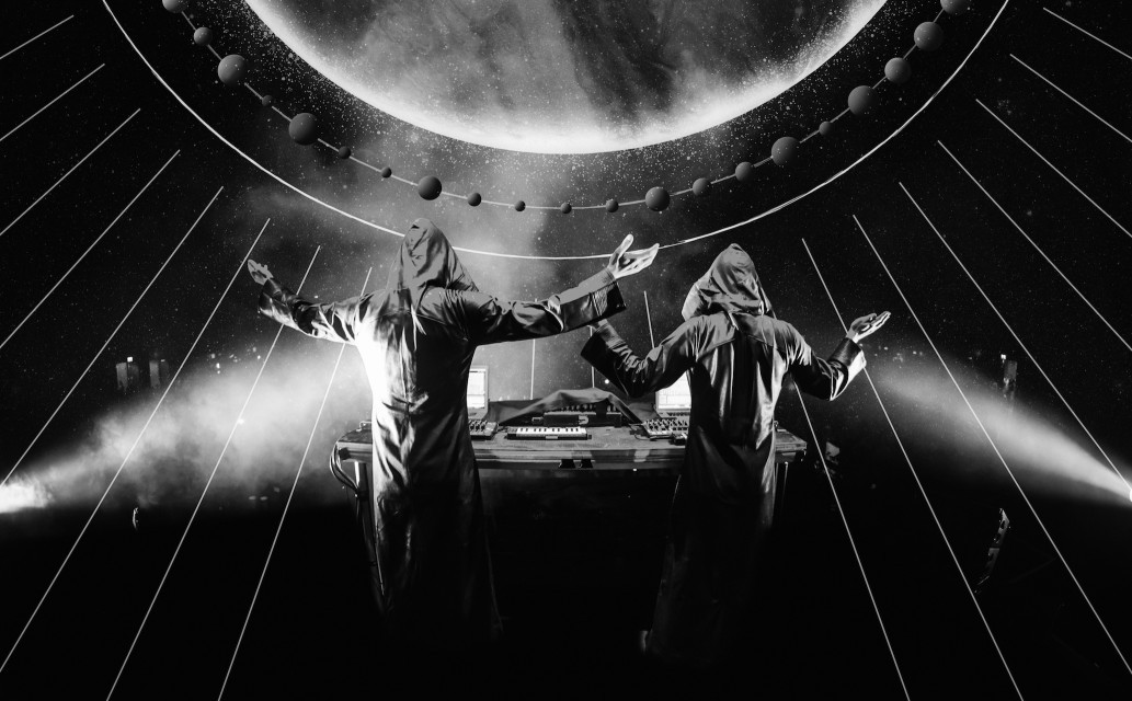 The two-man front line GAIA is back at ADE