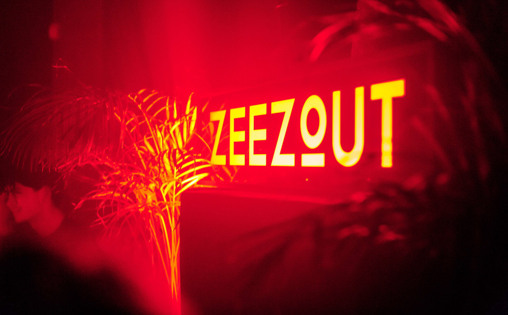 ZeeZout is back at ADE for three events at Undercurrent