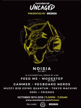 Monstercat Uncaged w/ Noisia