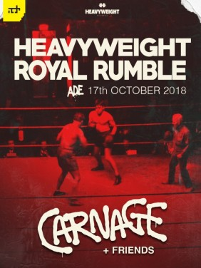 Heavyweight Royal Rumble