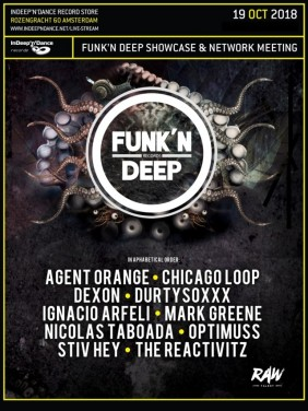 Funk'n Deep Showcase & Network Meeting