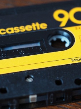 Cassette Release with Legowelt