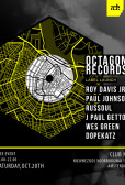 Octagon Records Label Launch