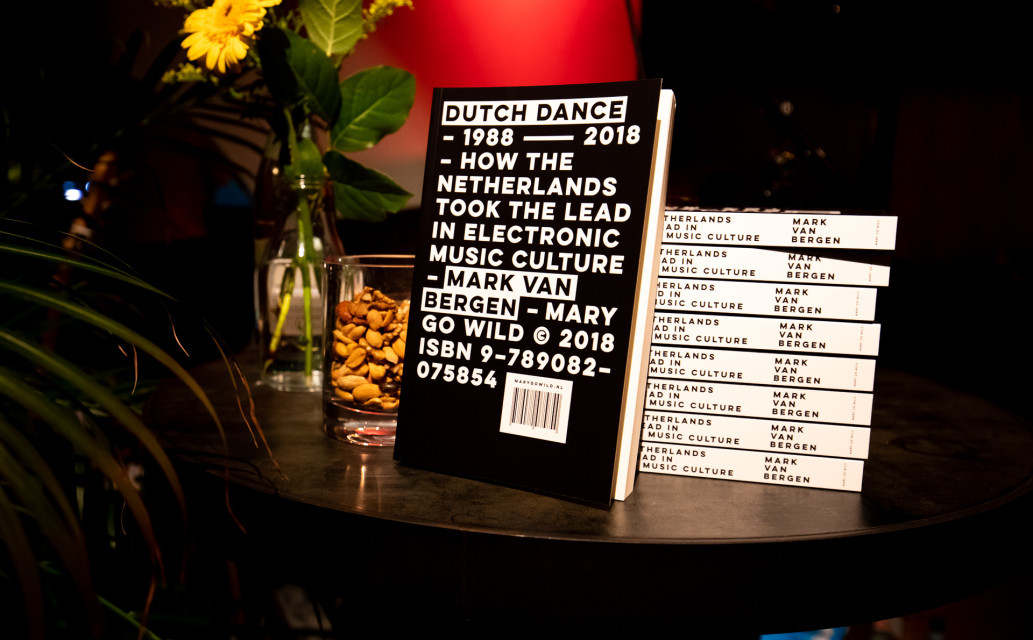 The 2018 ADE Book is ... Dutch Dance