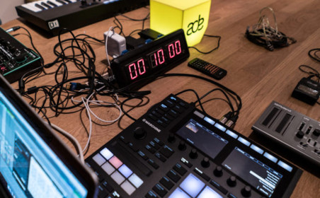 FACT Mag returns to ADE Sound Lab with its Against The Clock