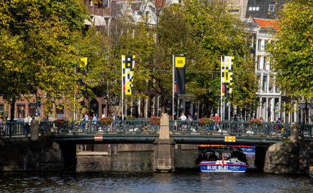 Explore Amsterdam's dynamic city center