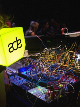 Modular Sessions at ADE Sound Lab
