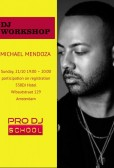 DJ Workshop by Michael Mendoza