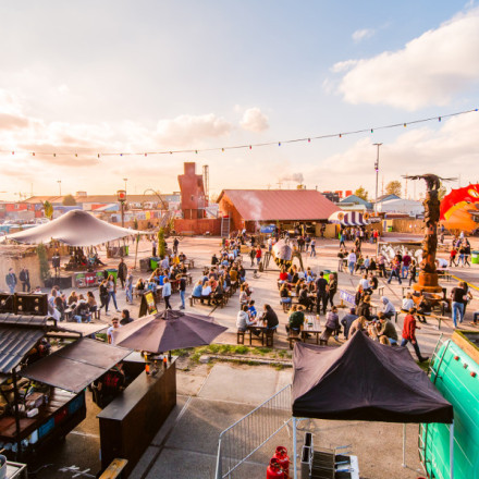 Get out of bed and visit these ten ADE Festival events for during the day