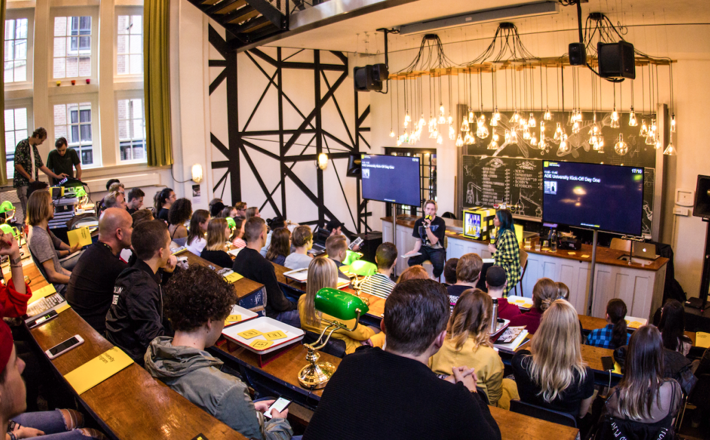 ADE University to launch young professional program What's Next?