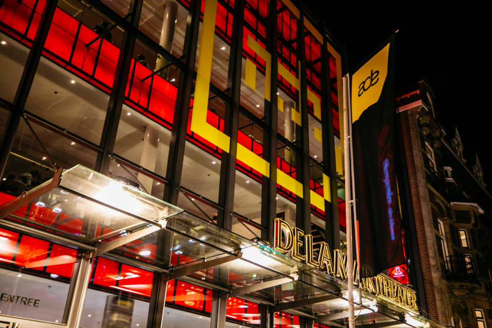 The Live Industry's Battlefields at ADE Pro