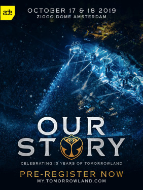 Tomorrowland presents: Our Story - Celebrating 15 years of Tomorrowland